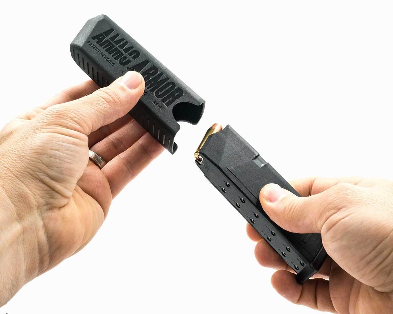 H&K USP Compact 9mm Magazine Protector