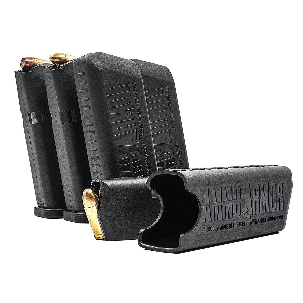 H&K USP Compact 9mm Magazine Case