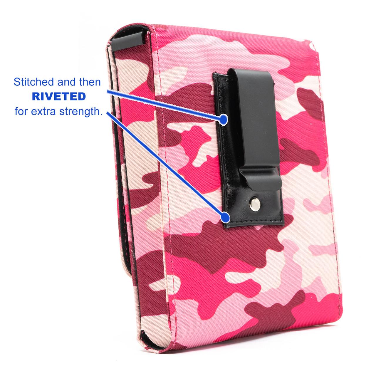 Colt Lightweight Defender Pink Camouflage Series Holster