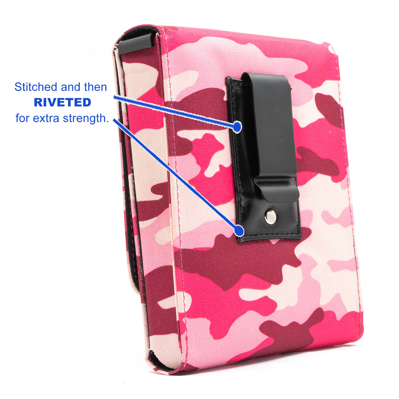 Kahr CW45 Pink Camouflage Series Holster