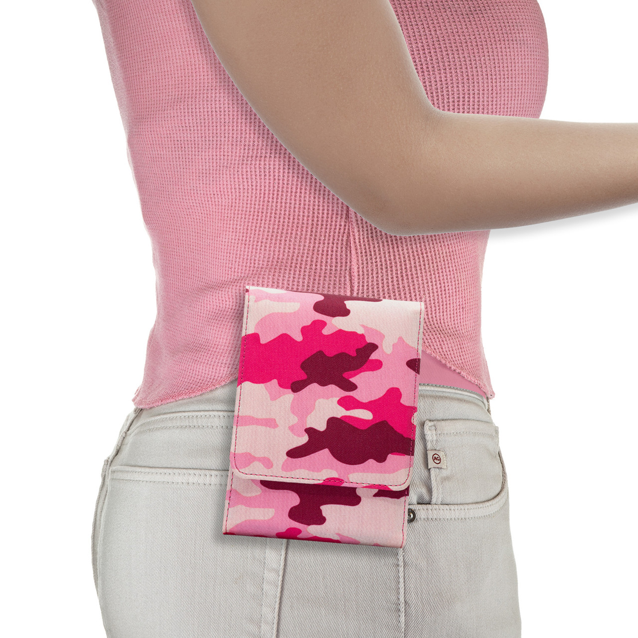 Shield EZ 9mm Pink Camouflage Series Holster