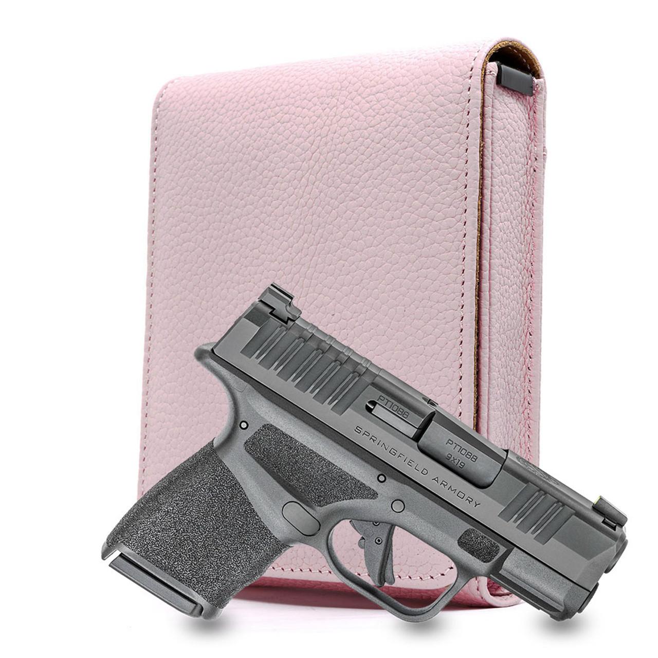 Springfield Hellcat Pink Carry Faithfully Cross Holster