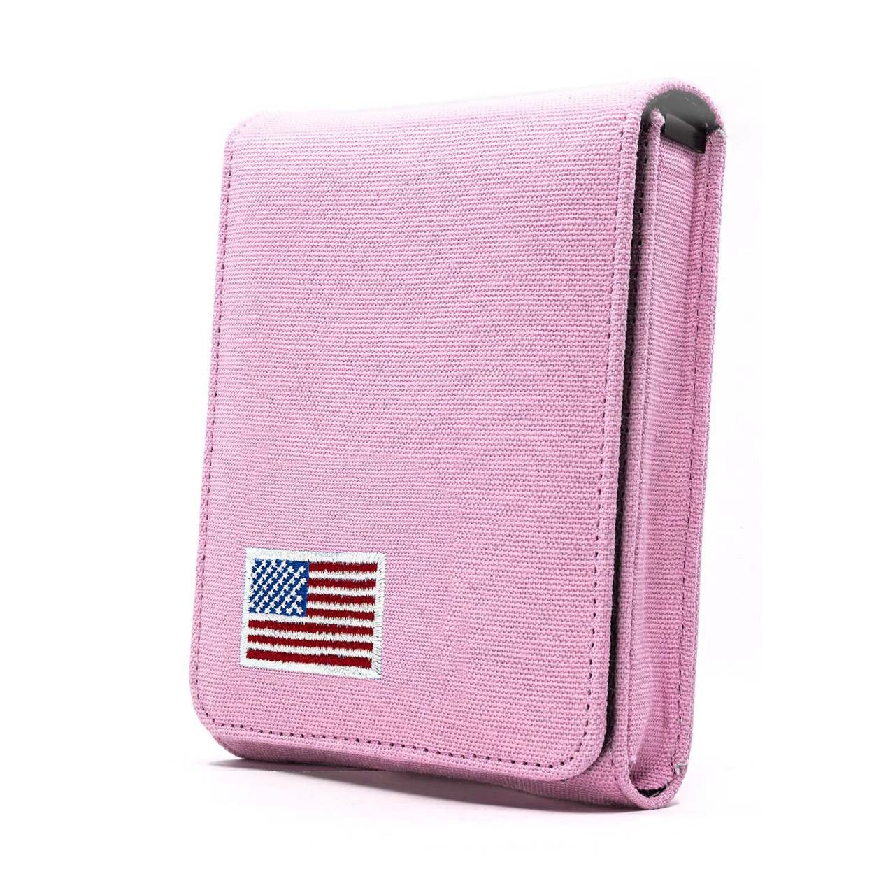 Colt Lightweight Defender Pink Canvas Flag Series Holster