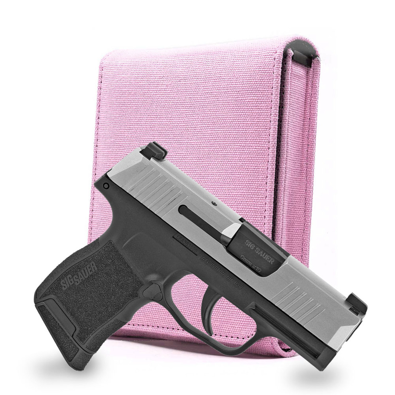 Sig P365 Pink Canvas Flag Series Holster