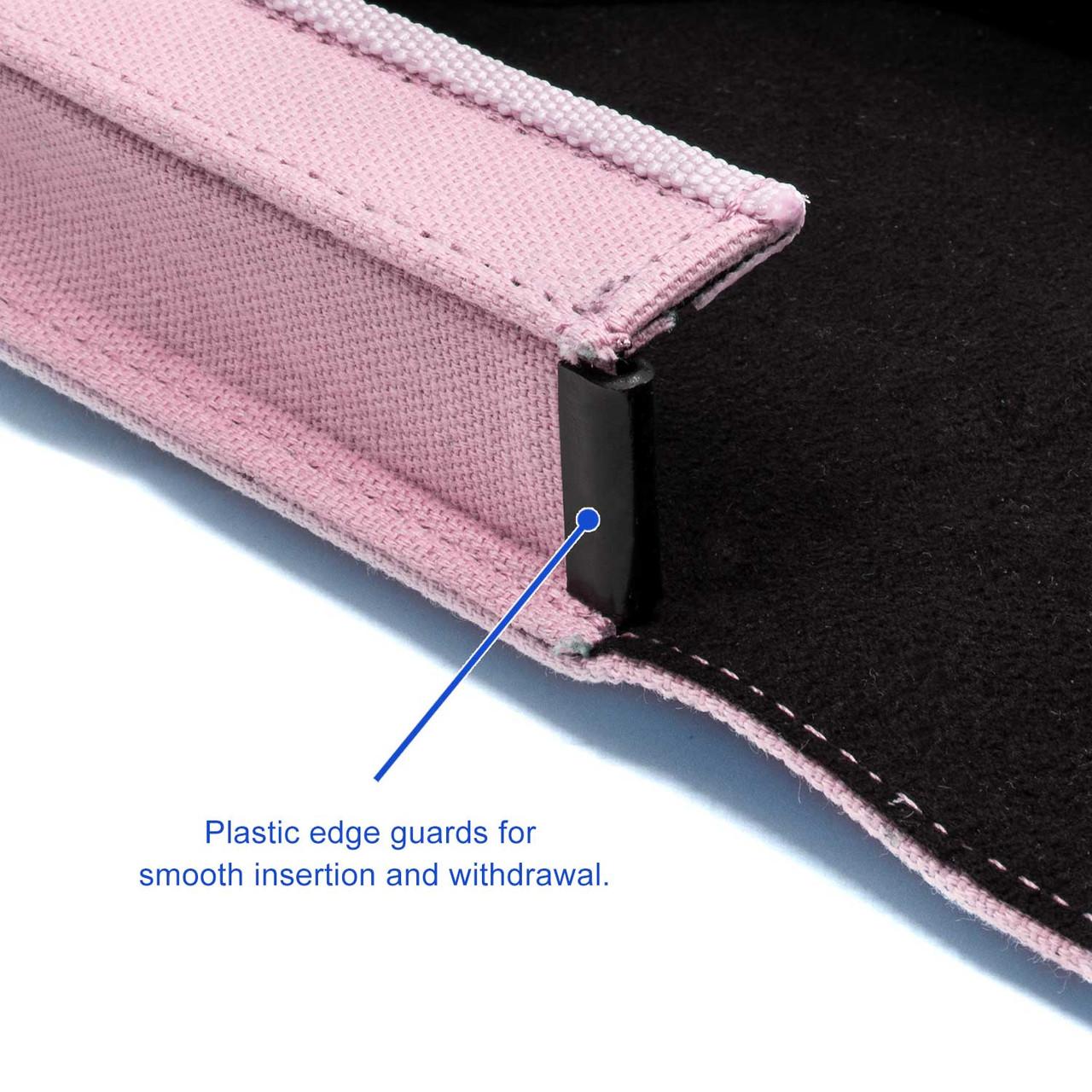 Taurus G2C Pink Canvas Flag Series Holster