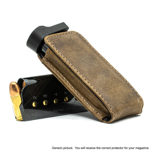 Colt Mustang Pocketlite Brown Freedom Magazine Pocket Protector