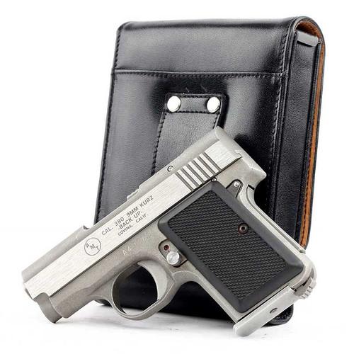 AMT Backup .380 Concealed Carry Holster (Belt Loop)