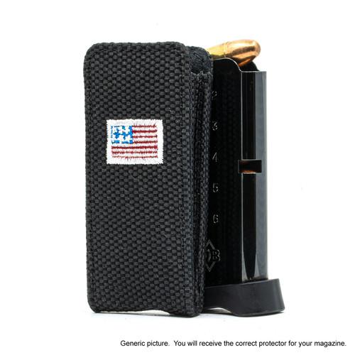 Ruger LCP MAX Black Canvas Flag Magazine Pocket Protector