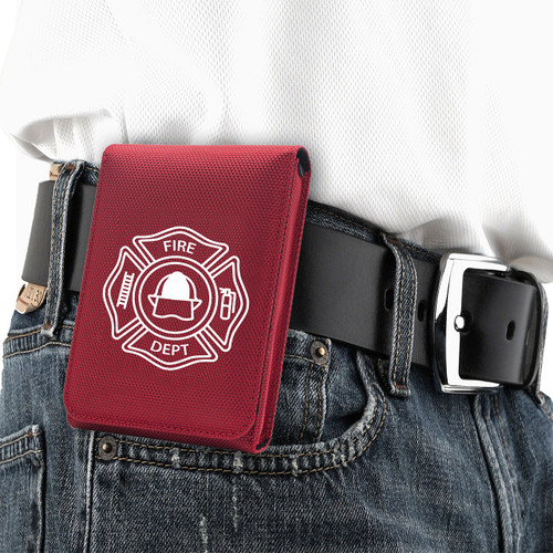 Double Tap Red Covert Holster