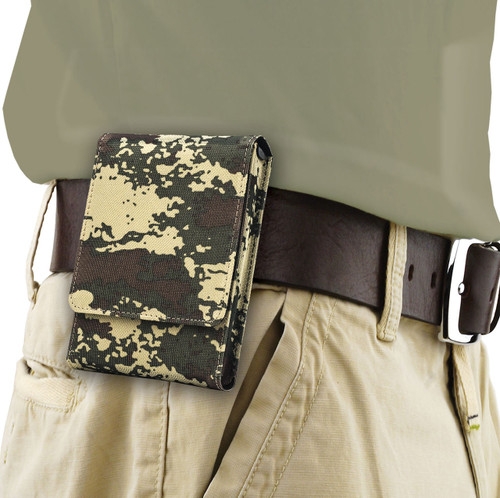 Walther PPS 9mm Special Camo Holster