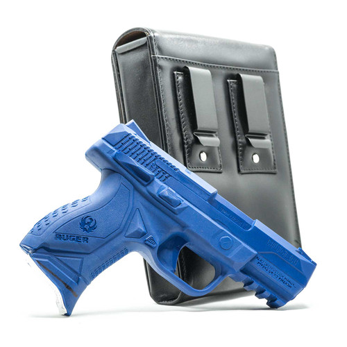 Ruger American 9 Compact Sneaky Pete Holster (Belt Clip)