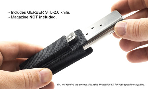 Glock 43X Magazine Protection Kit