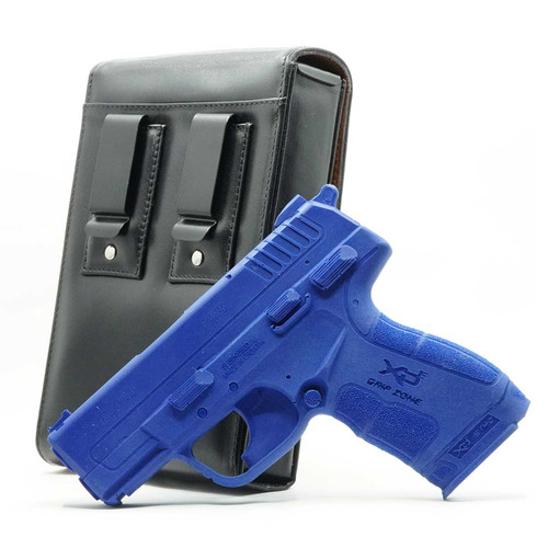 Springfield XDE 9mm Sneaky Pete Holster (Belt Clip)