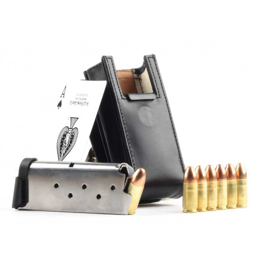 Sig Sauer P250 Sub-Compact 9mm Plan B Magazine Holster