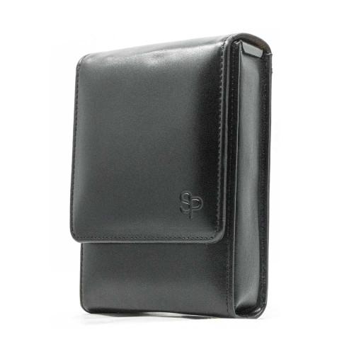 Ruger Security 9 Black Leather Holster