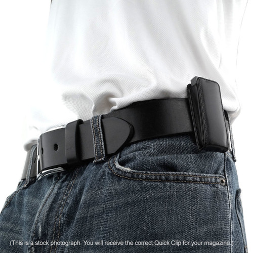 Walther PPS 40cal Quick Clip Magazine Holster