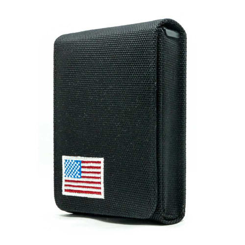 Springfield XD9 Black Canvas Flag Series Holster