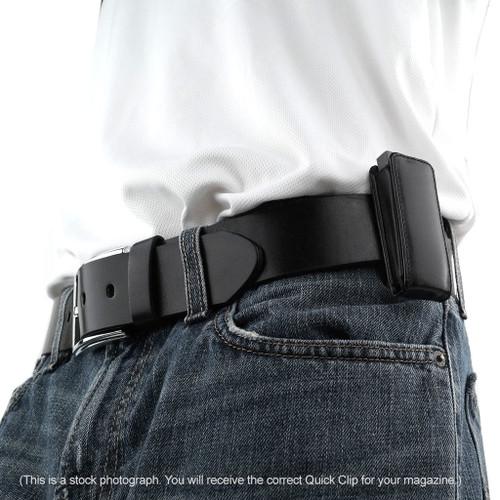Glock 19 Quick Clip Magazine Holster