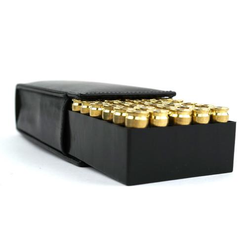 Glock 19 Leather Bullet Brick