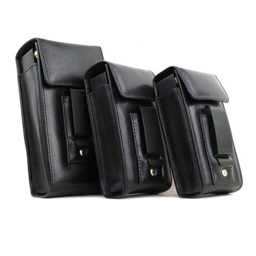 M&P 9c Leather Arsenal 50 Round Belt Case