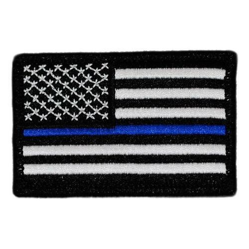 Thin Blue Line Tactical Patch