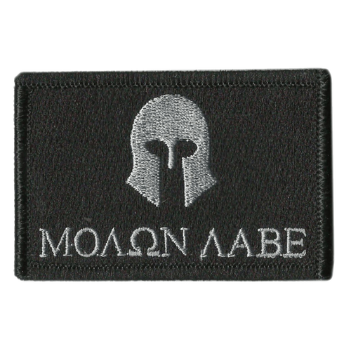 Molon Labe Tactical Patch