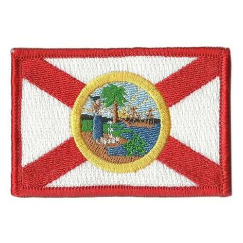 Florida State Flag Tactical Patch