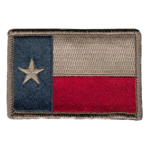 Texas State Flag Tactical Patch