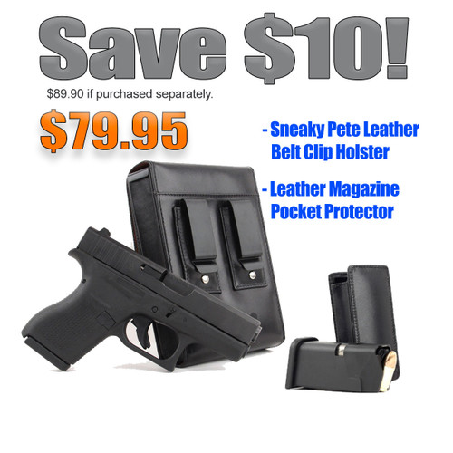 Glock 26  Value Package 1