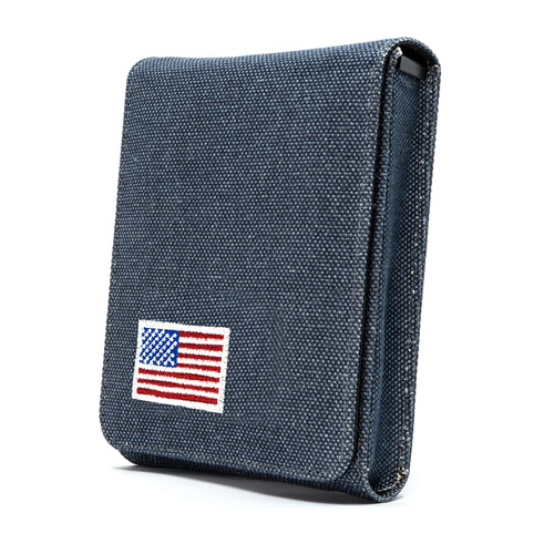 Ruger LCP Denim Canvas Flag Series Holster