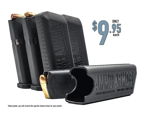 Walther PPS 9mm Ammo Armor