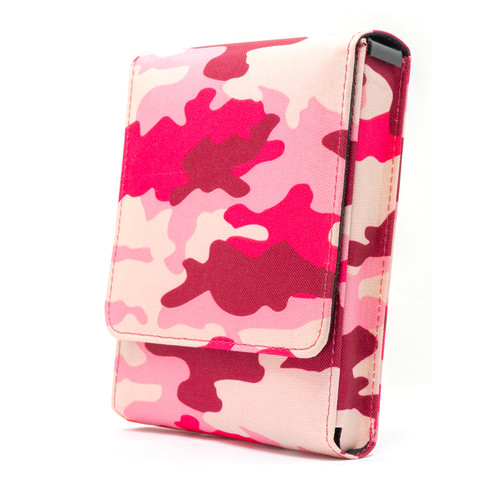 Double Tap Pink Camouflage Series Holster