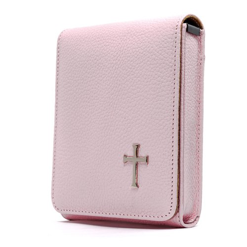 Ruger LCP Pink Carry Faithfully Cross Holster