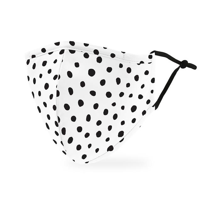 Print Protective Face Mask - Women - Polka Dot
