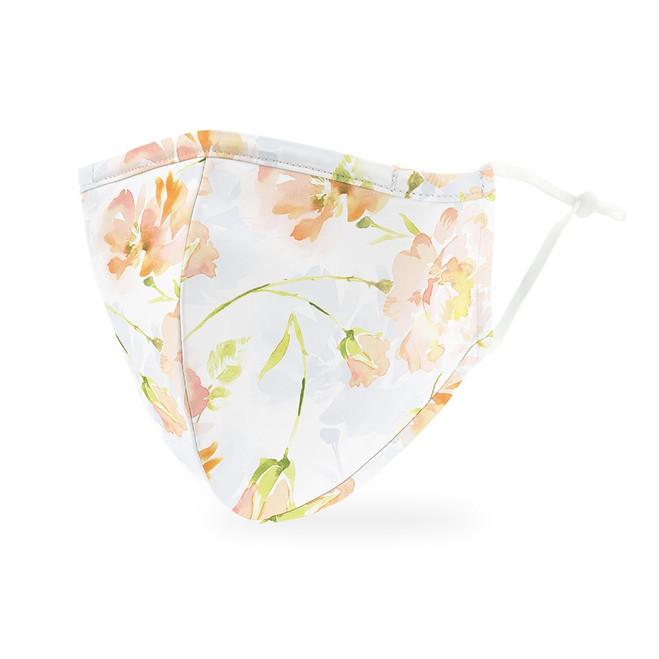 Print Protective Face Mask - Women - Pastel Floral