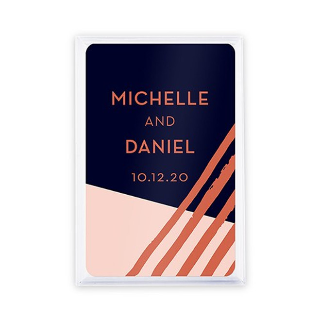 Playing Card Favors - Custom - Retro Luxe