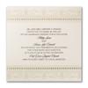 Art Deco Wedding Invitations - Decadent Deco
