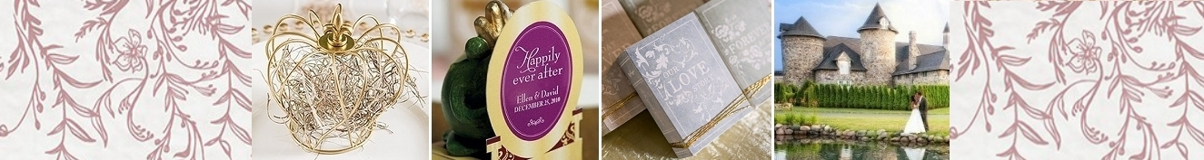 fairy tale wedding theme
