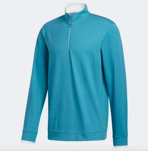 Adidas Adipure 1/4 Zip LS Pullover