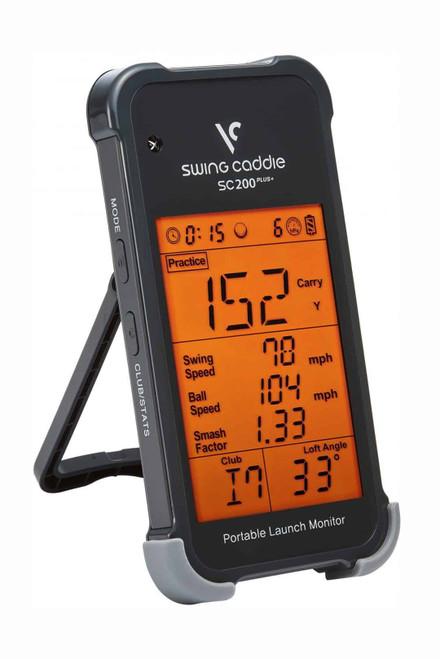 Voice Caddie SC200 Plus Portable Launch Monitor