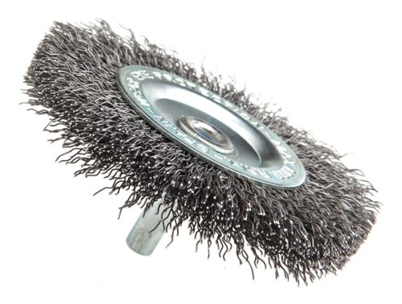 Coarse Crimped with 1//4-Inch Hex Shank 2-Inch-by-.012-Inch Forney 72727 Wire Wheel Brush