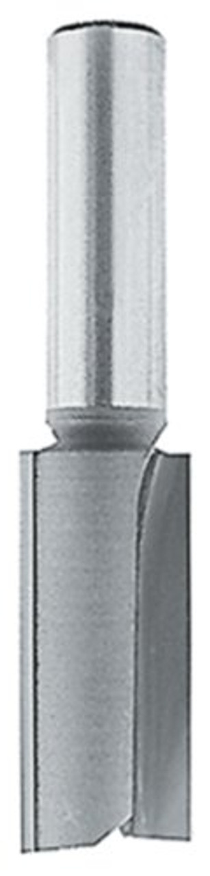 Makita 733001-0A 1//4-Inch Straight Bit and 1-Flute 1//4-Inch Short Carbide Tip