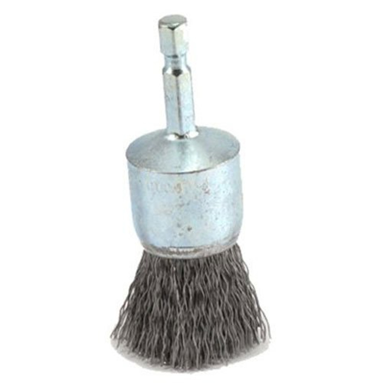 3-Inch-by-. Forney 72731 Wire Cup Brush Coarse Crimped with 1//4-Inch Hex Shank