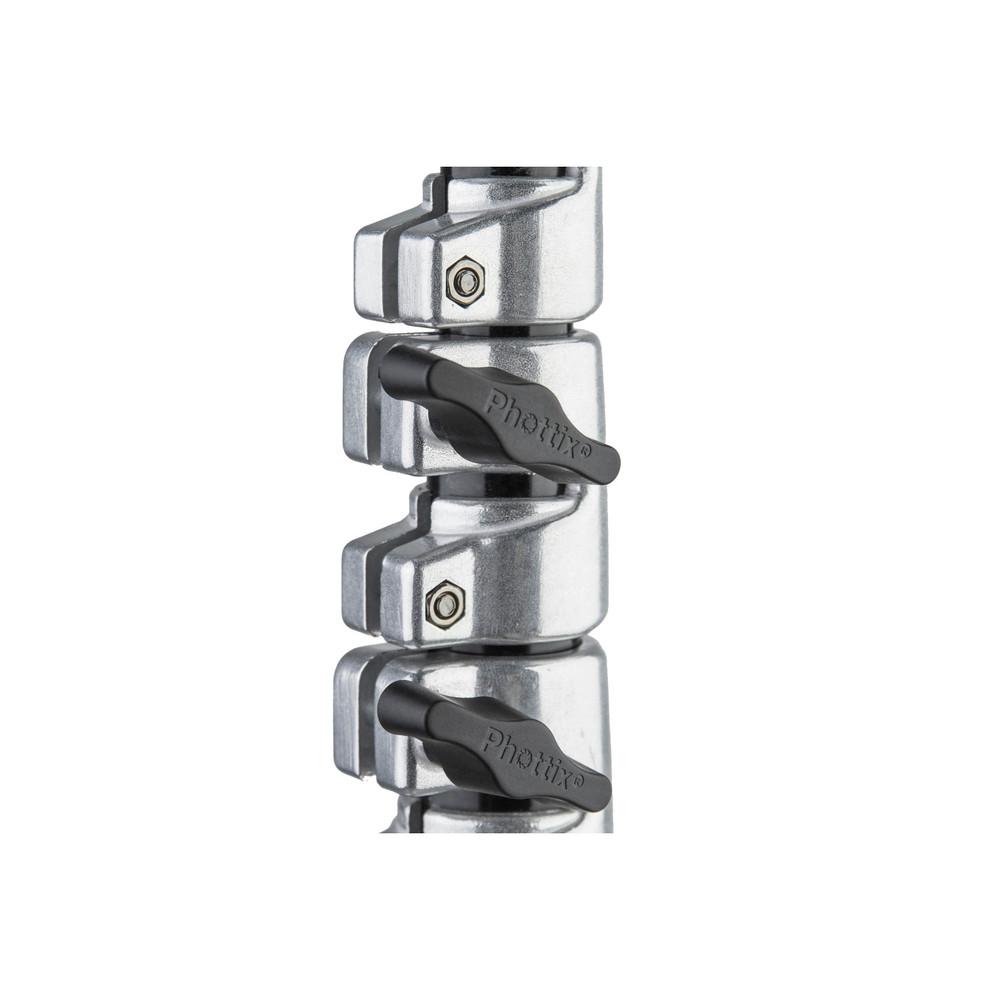 Phottix Saldo 280 Air Cushion Light Stand 110in