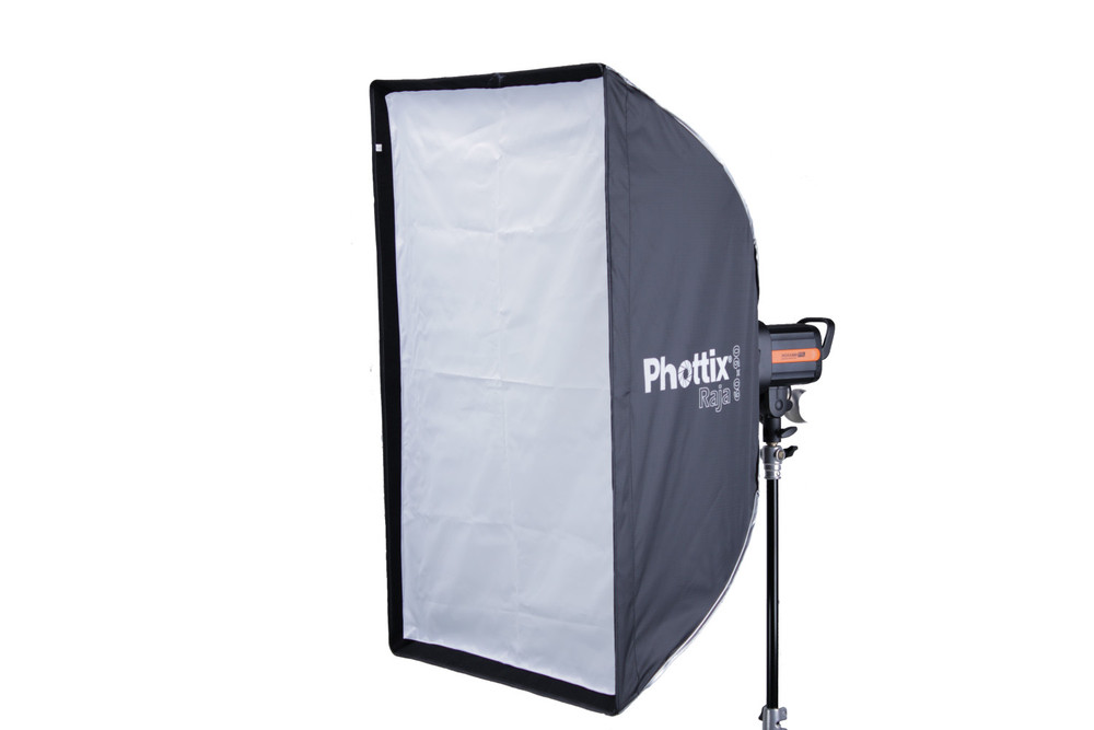 Phottix Raja Quick-Folding Softbox 24x35in (60x90cm)