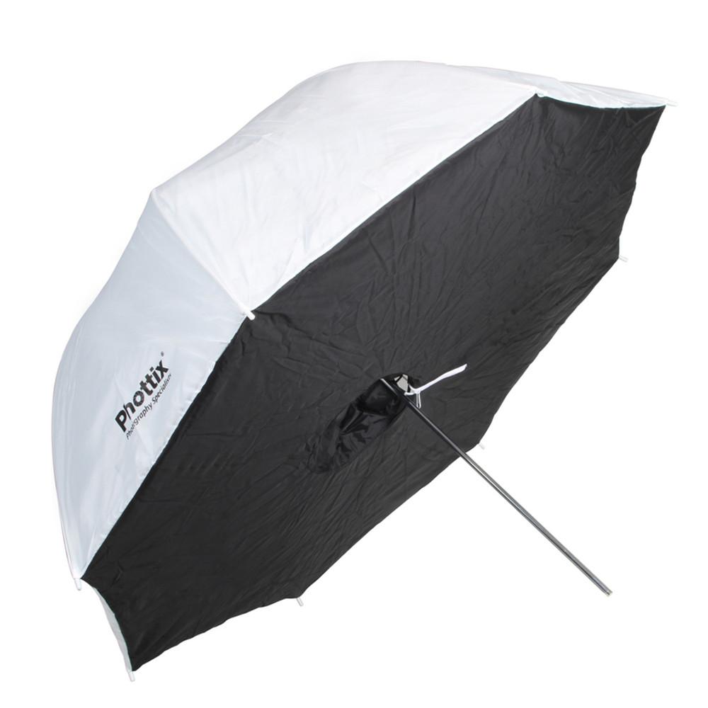 Phottix Essentials Shoot-Through Softbox Studio Umbrella 40in
