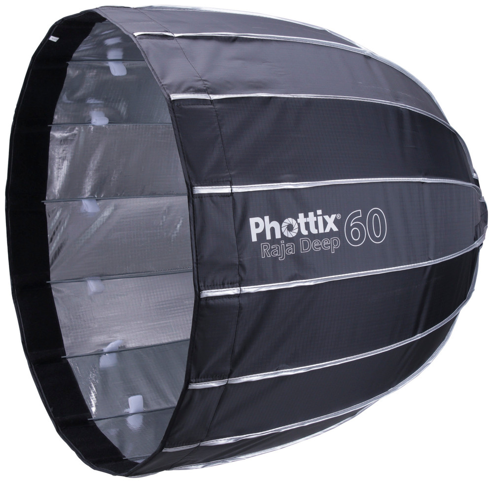 Phottix Raja Deep Quick-Folding Softbox 24in (60cm)