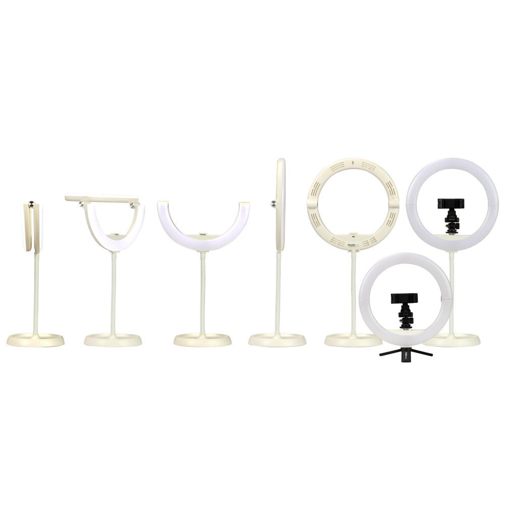 Phottix Nuada Ring 10 LED Light Go Kit