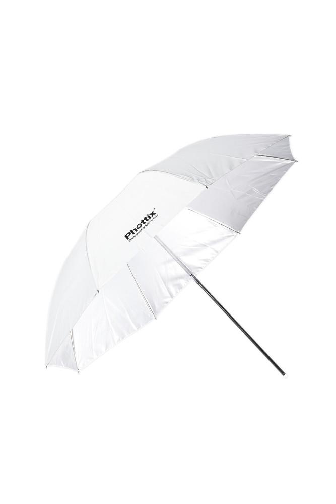 Phottix Small Double Folding Shoot-Through Umbrella 36in (91cm)