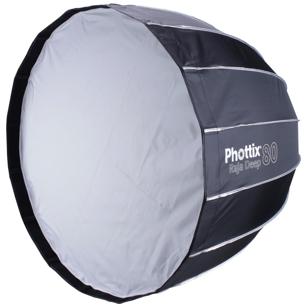 Phottix Raja Deep Quick-Folding Softbox 32in (80cm)